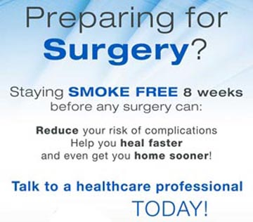 Stop smoking | Canadian Anesthesiologists' Society