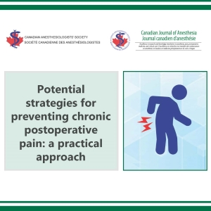 1512 - Potential strategies for preventing chronic postoperative pain: a practical approach