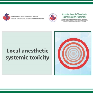 1603 - Local anesthetic systemic toxicity