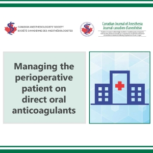 1706 - Managing the perioperative patient on direct oral anticoagulants