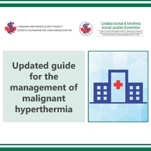 1806 - Updated guide for the management of malignant hyperthermia