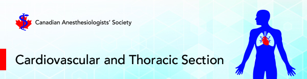Cardiovascular and Thoracic (CVT) Section Banner
