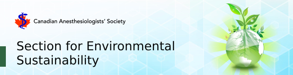 Environmental Sustainability Section Banner